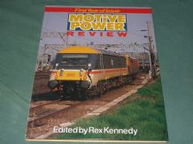 MOTIVE POWER REVIEW ; FIRST YEAR OF ISSUE (Kennedy 1989)